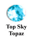Top Sky Blue Topaz Example