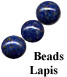 Lapis Bead Example